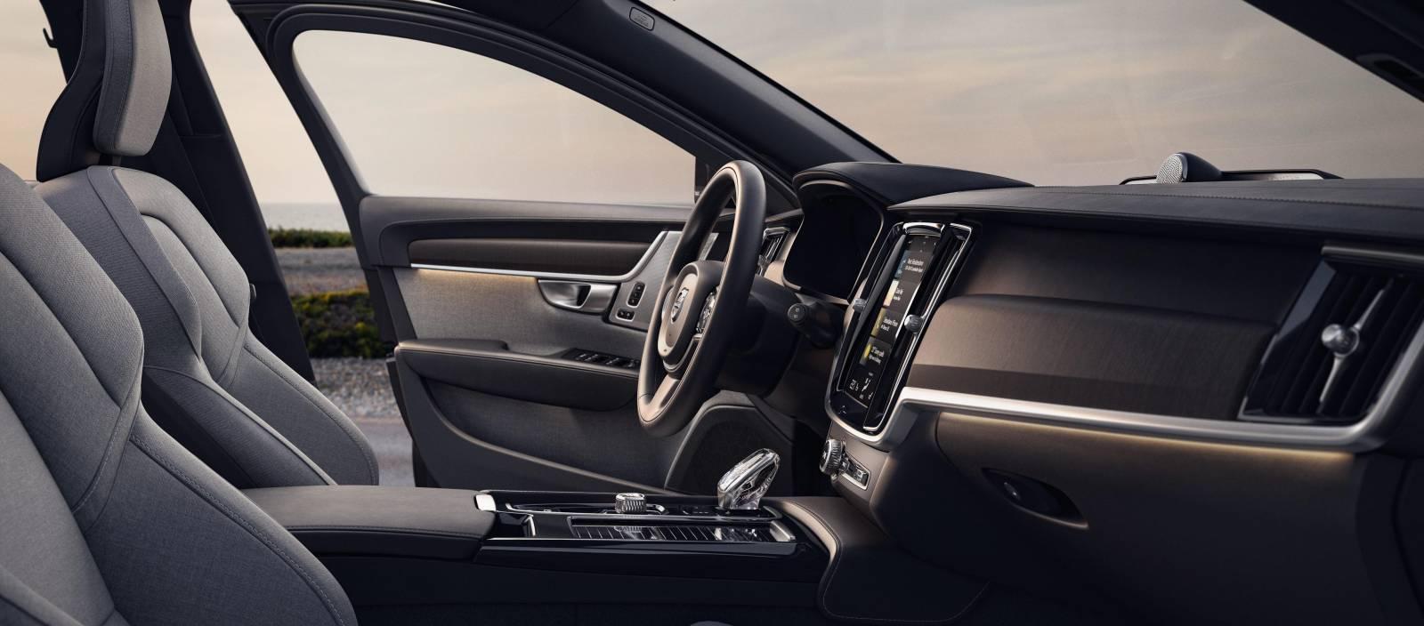 Interiér Volvo V90